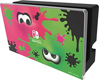 Nintendo Official Kawaii Nintendo Switch Character Dock Cover -Splatoon 2 Black-