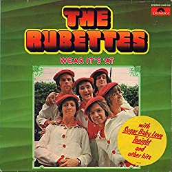 Rubettes, The - Wear It's 'At - Polydor - 2460 240
