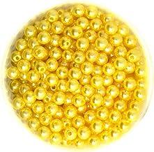 Cremación Memorial 500pcs 6mm cuentas de espaciador de perlas redondas de plástico multicolor for hacer joyas - azul oscuro, como se describe, color: rojo rosa Cremation Jewelry Collar con Colgante de