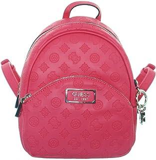 Guess Logo Love Bradyn Backpack Hibiscus