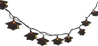 Fun Express - Grad Mortarboard Light Set for Graduation - Home Decor - Outdoor - Lighting - Graduation - 1 Piece