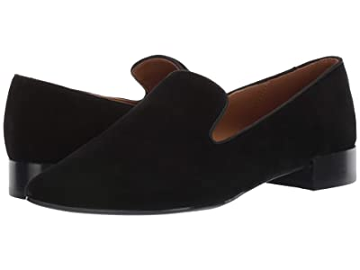 Nine West Jessa Smoking Flat (Black) Women