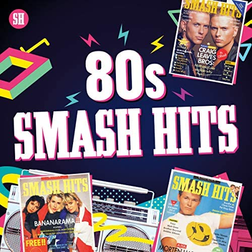 Curated by Smash Hits for Amazon Music