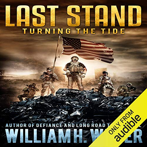 Couverture de Last Stand: Turning the Tide