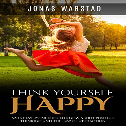 Think Yourself Happy audiobook cover art