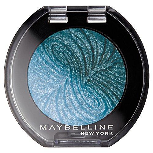 Maybelline Color Show Mono 28 Teal - sombras de ojos (Verde, Teal, Satén)