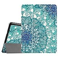 【Compatibilité】 Housse tablette uniquement pour Samsung Galaxy Tab S2 9.7 pouces (numéro de modèle: T810N / T815N / T813N / T819N). 【Protection Complète】 Coque extérieur en cuir PU extérieur et intérieur en microfibres. Fermeture magnétique. Laine do...