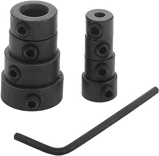 Rocaris Drill Stop Bit Collar Set – Kit Includes: 1/8