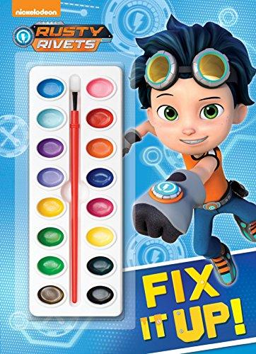 Fix It Up! (Rusty Rivets) (Rusty Rivets: Paint Box)