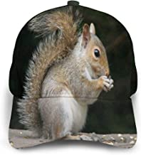 Baseball Cap Green Leaf Chevron Curved Brim Hat Snapback Hats for Women Men Unisex