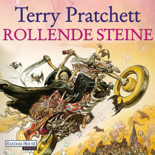 Rollende Steine audiobook cover art