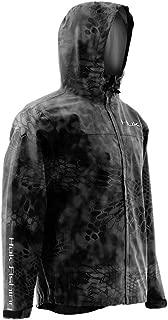 H4000018-070-XXL Huk Camo Packable Jacket, Kryptek Typhon, XX-Large