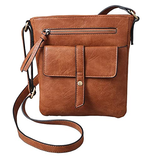 ab1fbe76c9a Crossbody Flap Shoulder Bag: Amazon.com