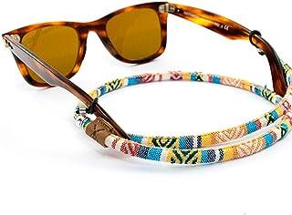 Cordon à lunettes fait à la main «Salobreña» SAGONE