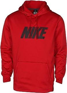 Nike Men's Dry Training Hoodie Blue