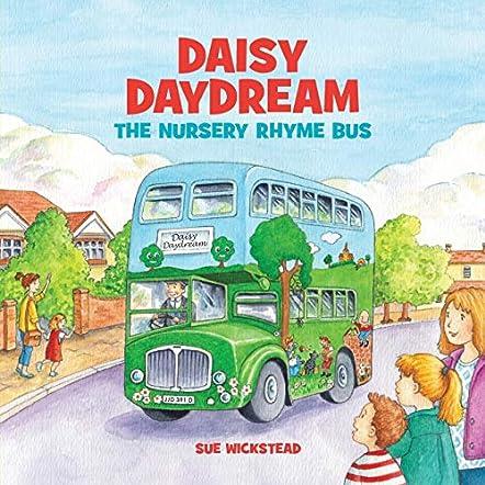 Daisy Daydream the Nursery Rhyme Bus