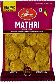 Haldiram's Snack - Mathri, 200g