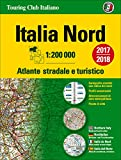 Northern Italy Road and Tourist Atlas