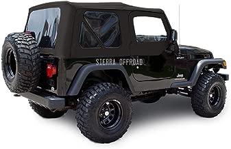 Best 2011 jeep wrangler sport soft top Reviews