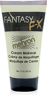 mehron green cream makeup