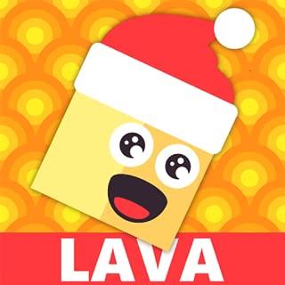 LAVA Avoider XMAS - The Floor Is Hot! Christmas Arcade Tube Meme Challenge 2k18