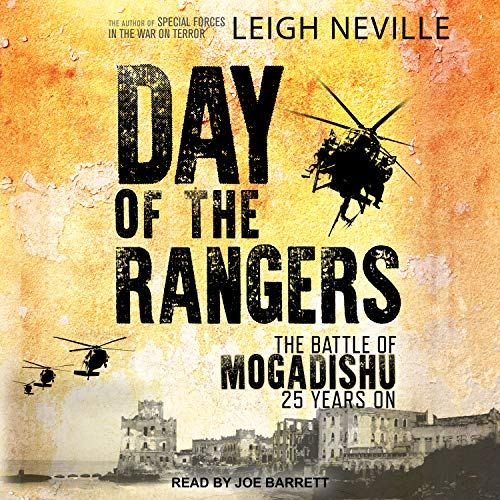 Day of the Rangers cover art