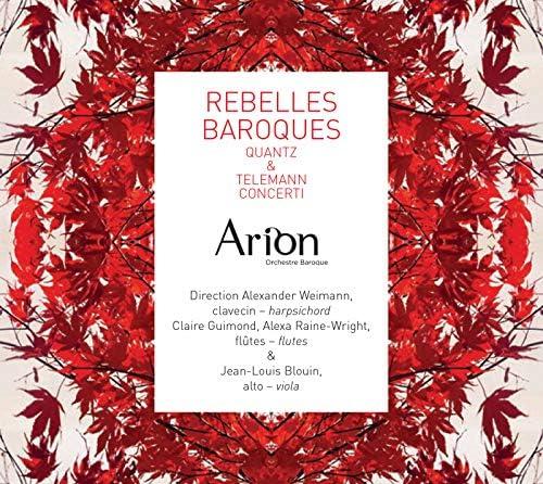 Arion Orchestre Baroque & Alexander Weimann