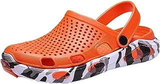 Women Men's Clogs Slippers Slip On Outdoor Slippers Leisure Mesh Beach Sandal Shoes