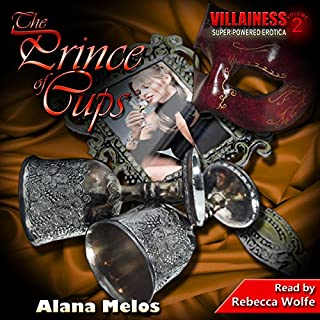 The Prince of Cups audiobook cover art