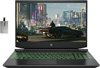 "2020 HP Pavilion 15.6"" FHD Gaming Laptop Laptop Computer, AMD Ryzen 5-4600H, 16GB RAM, 1TB HDD+256GB SSD, Backlit Keyboard..."
