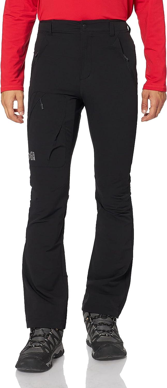 Millet MIV7448RG0247 - Pantalones para hombre, color Negro, talla Medium (talla del fabricante: 26)