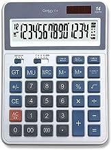 $33 » RUIHUA Standard Function Desktop Calculator 14 Digit Large Display Solar Dual Power Calculator for School Home Office