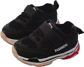 ❤ LHWY Chaussures Enfant en Bas b/éb/é,Unisexe Gar/çons Filles B/éb/é Fille Baskets Respirantes en Mesh Chaussures Filet d/écontract/ées Bottes de Neige Bottes Martin 1-6 Ans Enfants