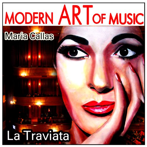 La Traviata : Act One: Follie!... follie, delirio vano è questo