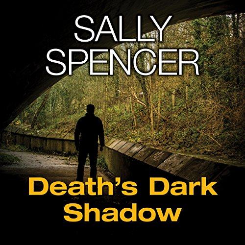 Death's Dark Shadow audiobook cover art