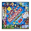 Monopoly Super Mario Celebration Edition Board Game for Super Mario Fans for Ages 8 and Up, with Video Game Sound Effects #2