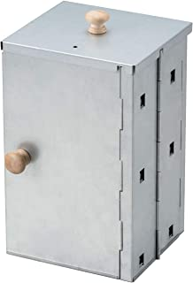 BUNDOK(バンドック) フォールディング スモーカー BD-495 燻製 キャンプ アウトドア 調理 コンパクト収納
