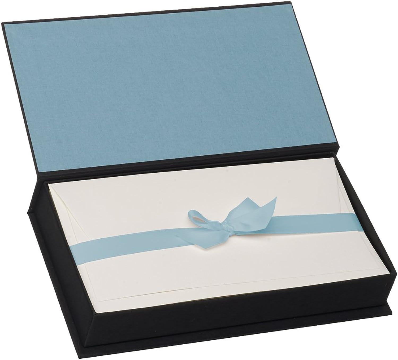 Rössler Papier - - - - Mayfair-Kartenkassette, 15 15 DL DL, Powder Blau schwarz - Liefermenge  3 Stück B07CX8C1LW    Günstigen Preis  41c89a