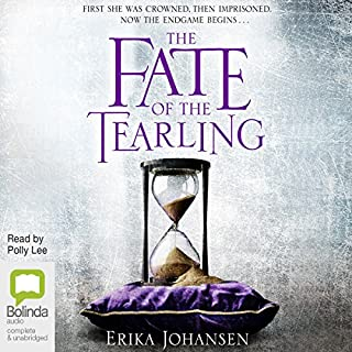 The Fate of the Tearling cover art