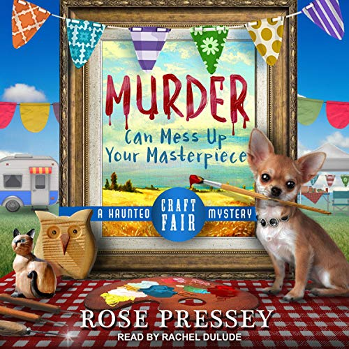 Couverture de Murder Can Mess Up Your Masterpiece