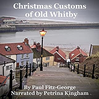 Christmas Customs of Old Whitby cover art