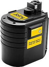 Joiry 24V 3.5Ah Batería para Bosch GBH24VRE GBH24VFR GBH24VSR BBH24VRE BAT019 BAT020 BAT021 11225VSR 2607335082 2607335216 2607335190 2607335163, Ni-MH Batería para Bosch