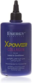 ENERGY COSMETICS Collagen Xpower Leave In Conditioner, 300 ml