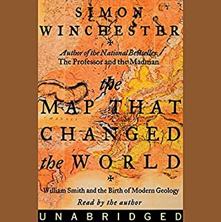 The Map That Changed the World audiobook cover art