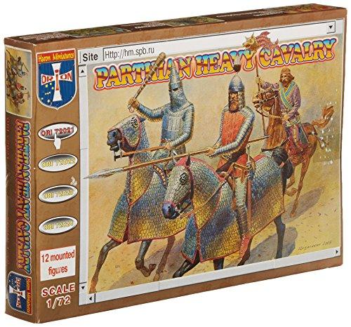 ORION ori72021 – Parthian Heavy Cavalry, Plastique Modélisme