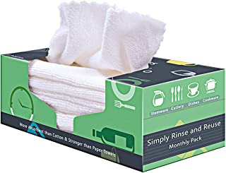 Microfiber Cleaning Cloths,reuseable Cleaning Cloths,Cleaning Cloths for House Washable, Super Soft Cleaning Rags,Reusable...