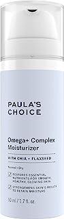 Paula's Choice Omega + Complex Rijke Nachtcrème - Versterkt de Huidbarrière & Voedt de Droge en Vochtarme Huid - met Linol...
