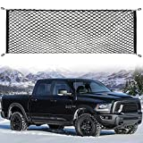 etopmia Truck Bed Cargo Net Truck Net Organizer Fit for Dodge Ram 1500 2009-2018