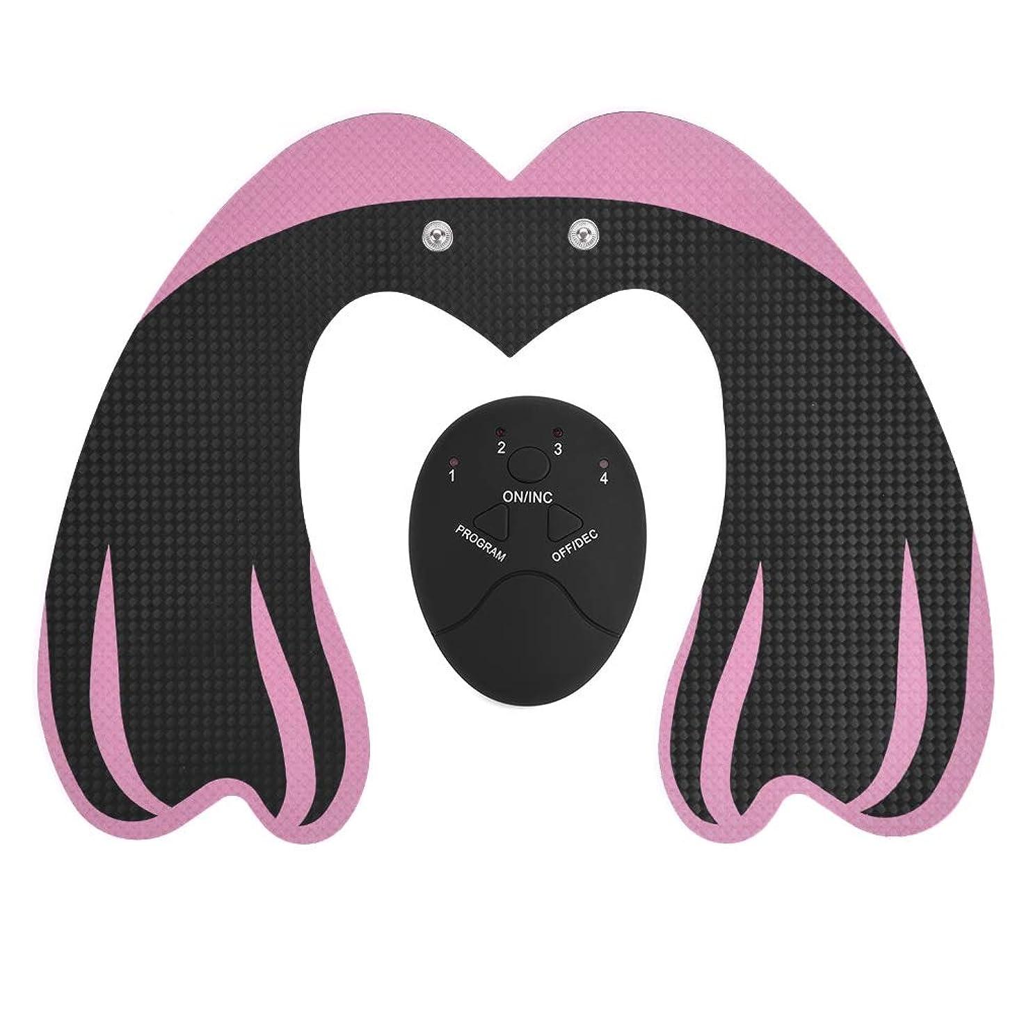 爬虫類立派な摂氏ヒップEMS筋肉刺激装置、バトックトレーナーリフトマッスルトナースマートウェアラブルワイヤレスリモコン痩身マシン用男性と女性ホームオフィスabワークアウト機器ボディシェイパー