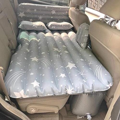 Xin Yu Yue Firm Coussin Gonflable de Sofa de Couverture de siège arrière de Voiture
